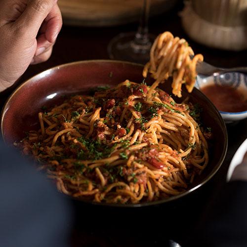Pasta category